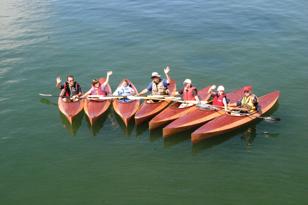 Wood Duck Kayaks - Build Your Own Boat