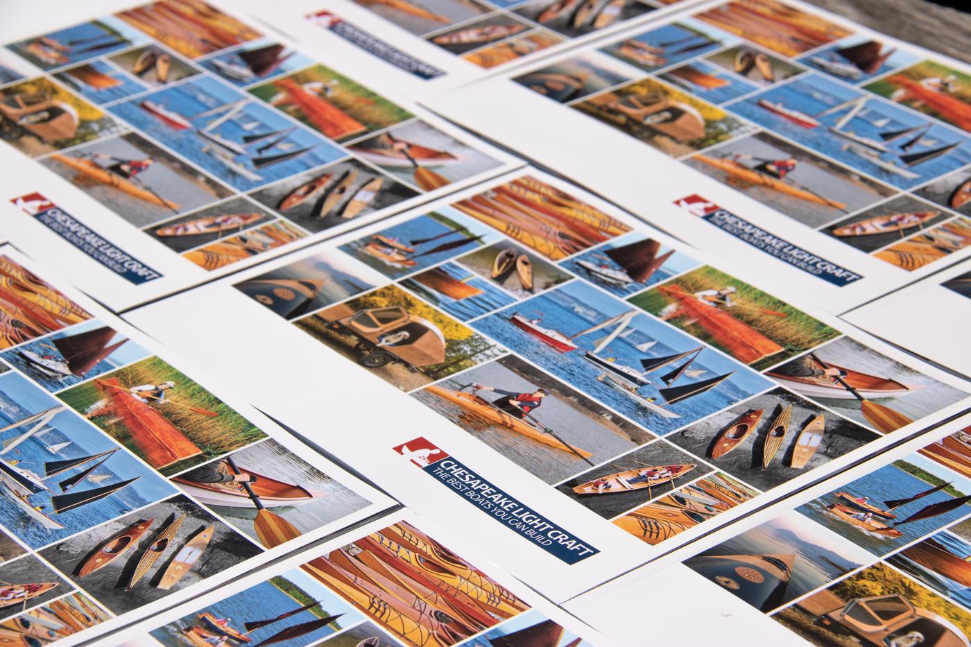 Chesapeake Light Craft's 2018 Print Catalog