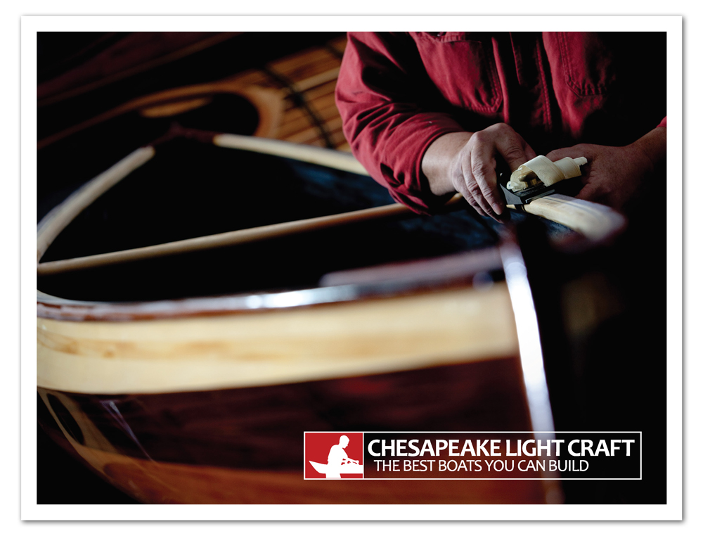 Chesapeake Light Craft's 2020 Print Catalog