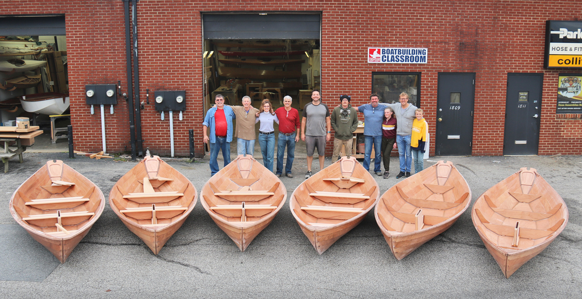 Enjoyable Boatbuilding Classes Build Your Own Boat Classes By Ncnpc Chair Design For Home Ncnpcorg