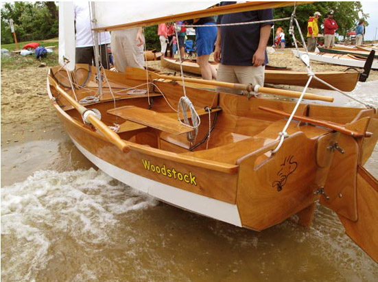 Passagemaker Dinghy: Woodstock