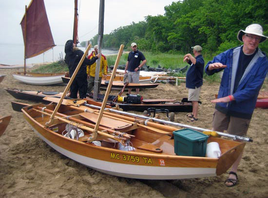 Passagemaker Dinghy: Runner-Up Small Craft