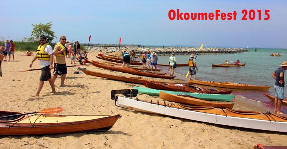 OkoumeFest Wooden Boat Show
