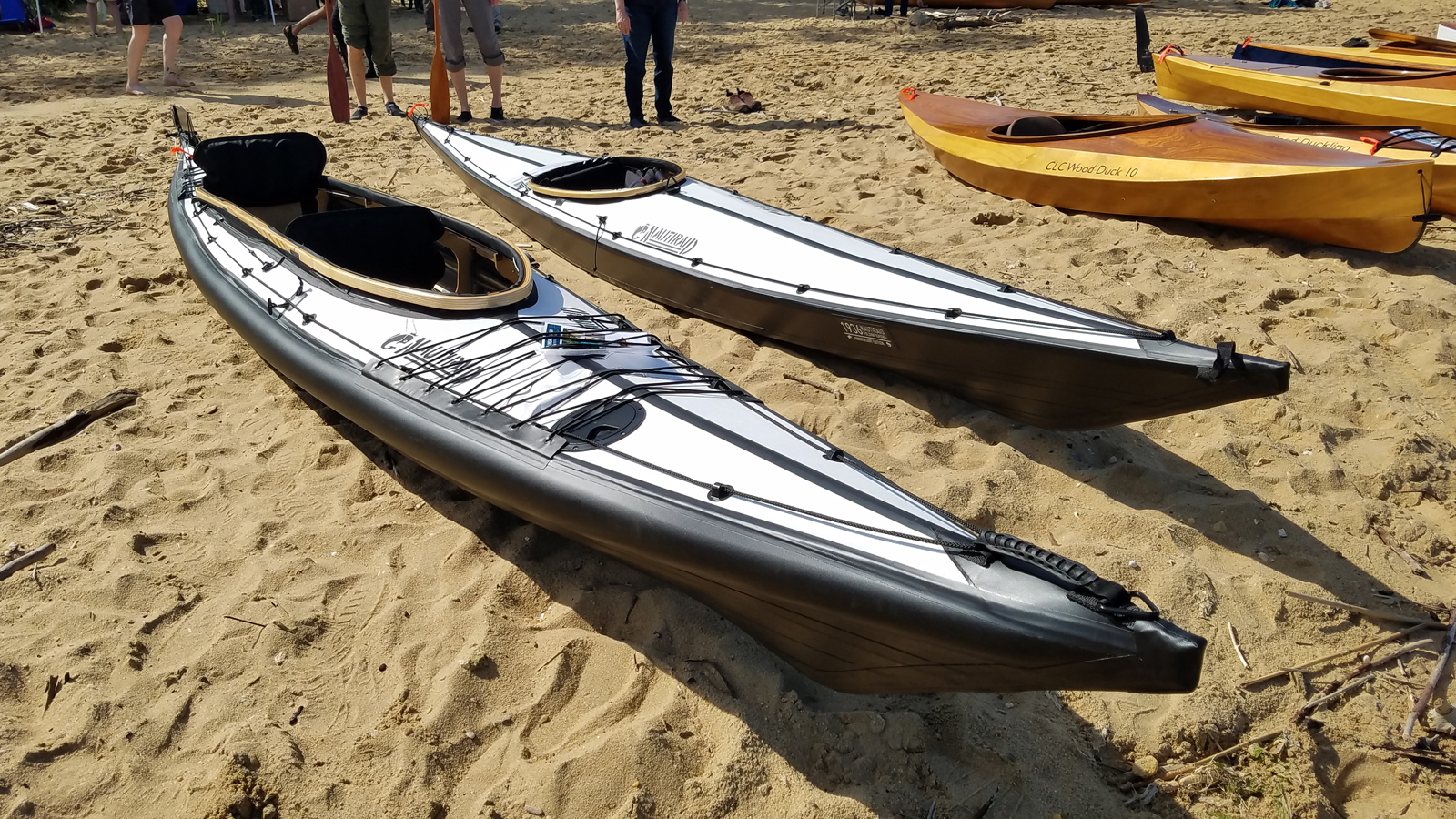 Nautiraid Kayaks