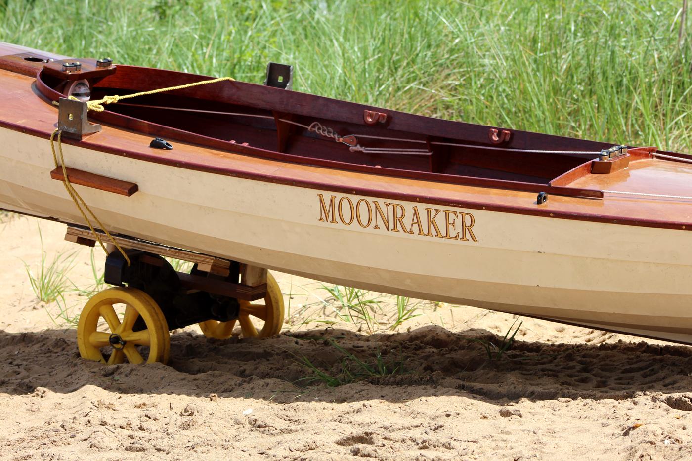 Scott Judson: Canoe Yawl