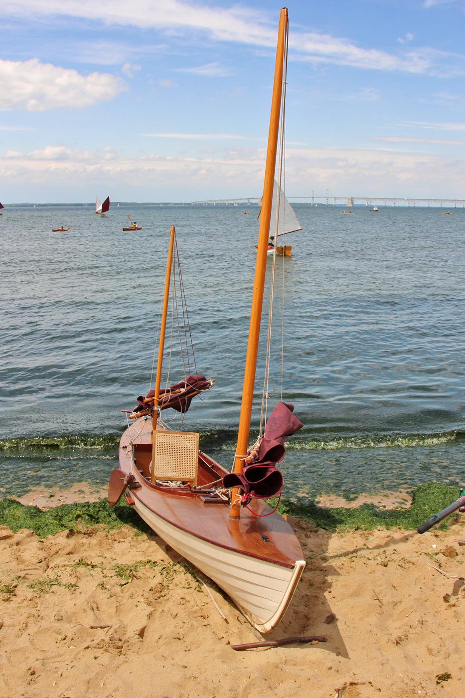 Steve Judson: Canoe Yawl