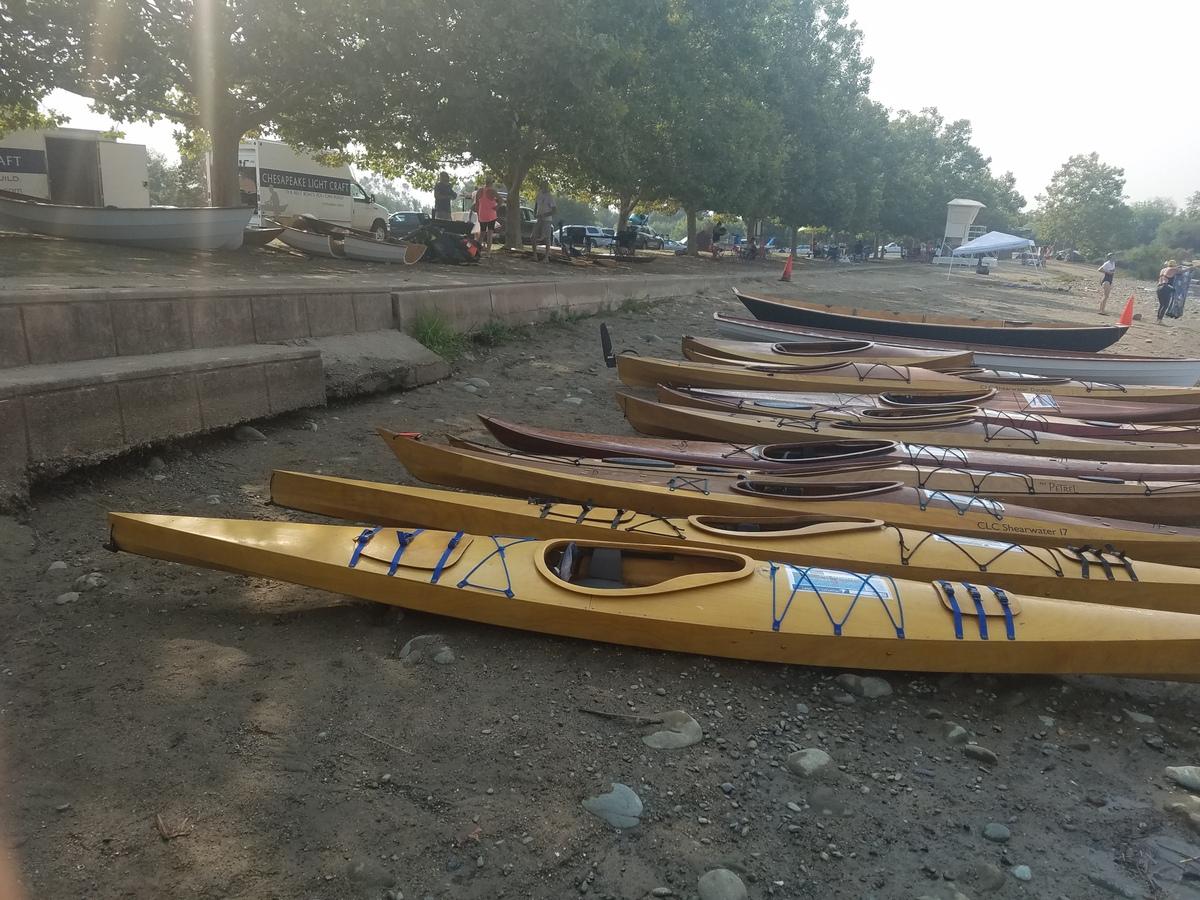 Lake Natoma Demo