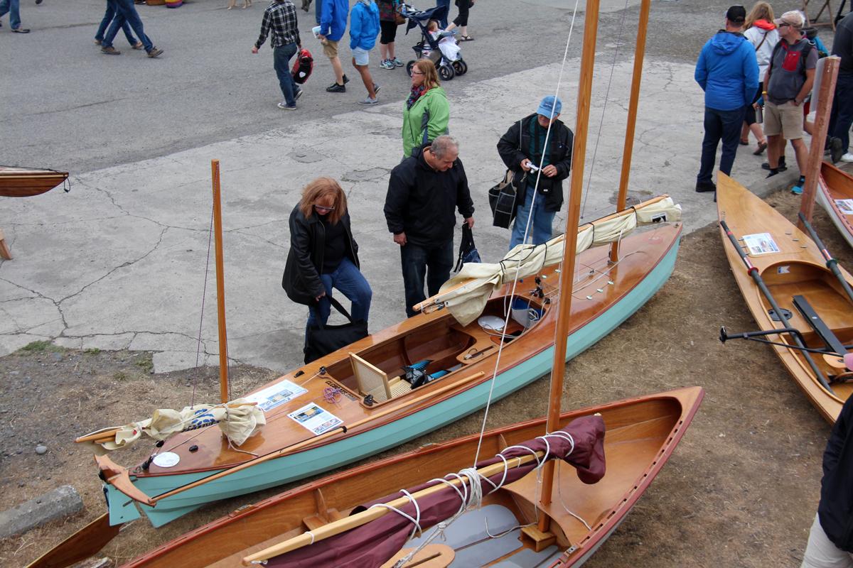 Wooden Boat Festival 2017