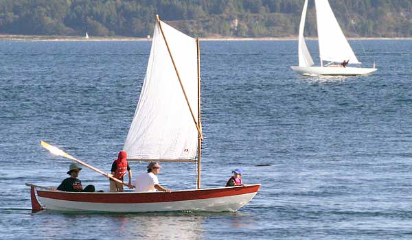 chesapeake light craft, port townsend, wooden boat festival, wooden kayak, wooden boat, skerry