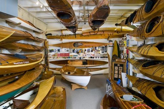 Chesapeake Light Craft Showroom