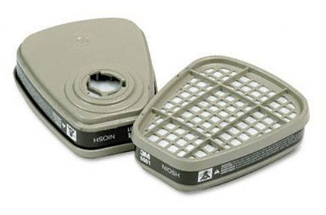 3M 6001 Organic Vapor Cartridge Set