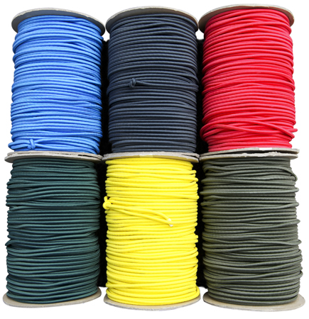 Colored Bungie Cord