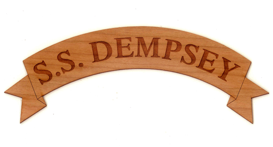 Engraved Banner Plate