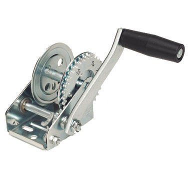 Winch, Single Speed Hand Crank