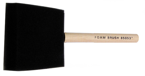 Foam Brush - 3