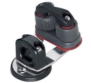 Harken Swivel Cam Cleat w/ Bullseye Fairlead - 240