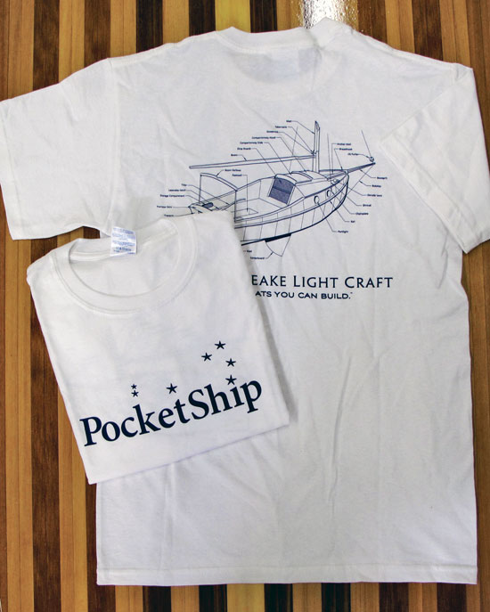 PocketShip Tee