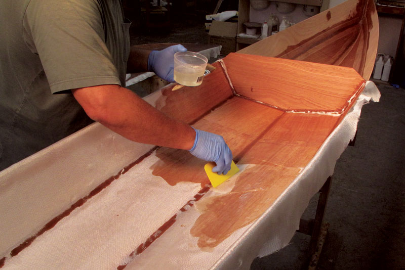 Working with Epoxy and Fiberglass