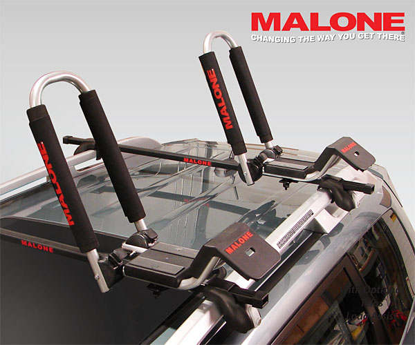 Malone Downloader Folding Kayak Rack