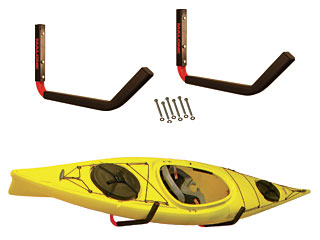 HighRise J-Style Heavy Duty Boat Storage Racks by Malone