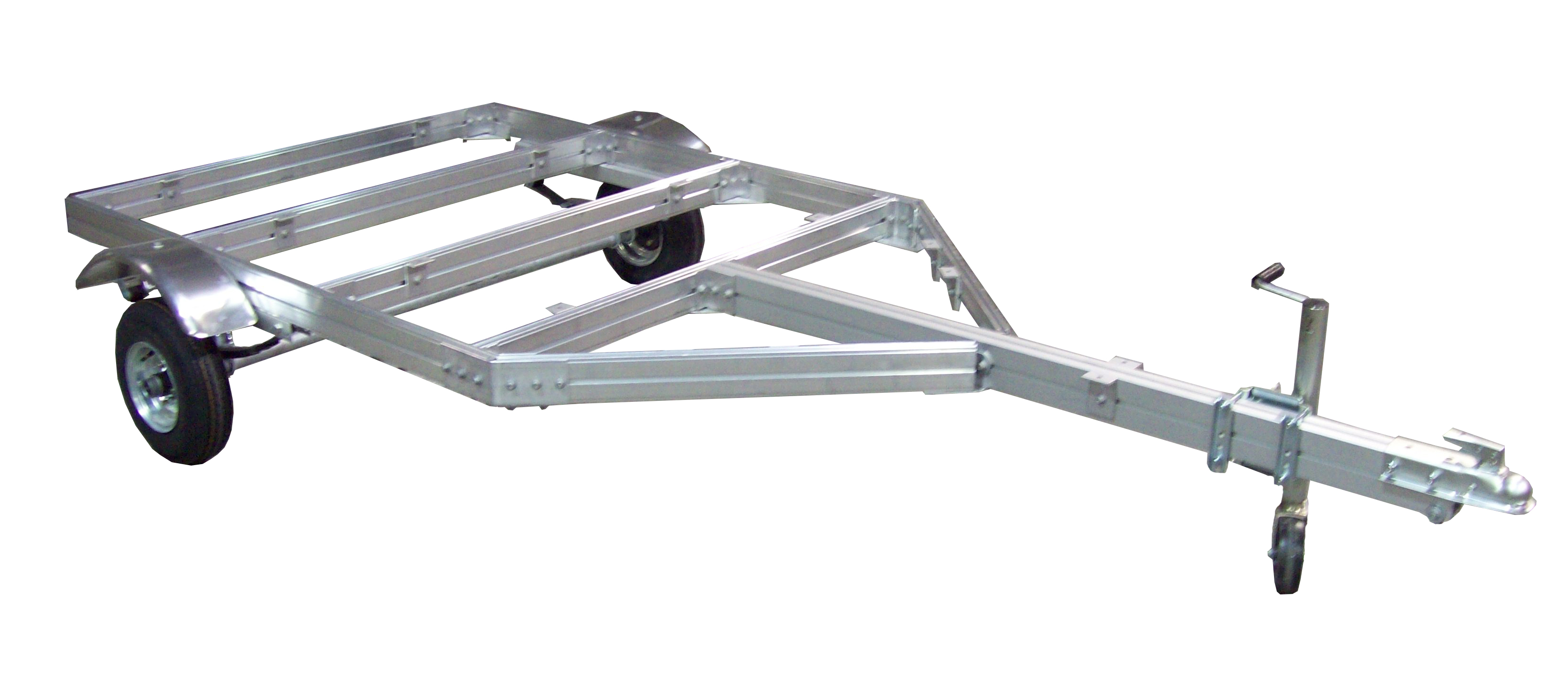 Trailex SUT 1000 CLC Flatbed Trailer Kit