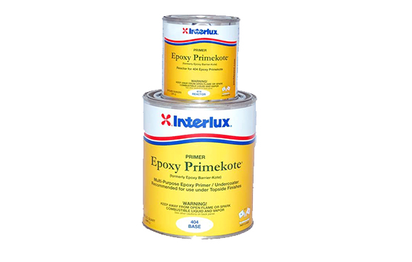 Interlux Primekote - Two-Part Primer
