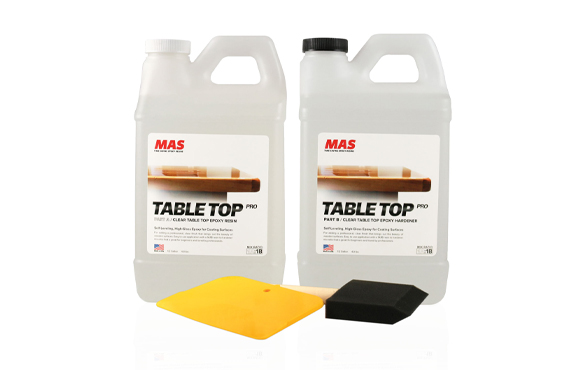 Table Top Epoxy