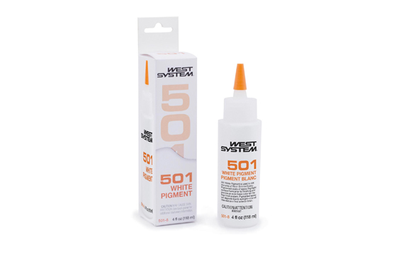 West System 501 - White Epoxy Pigment
