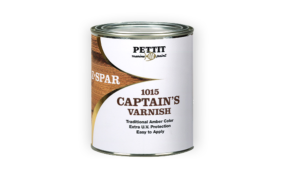 Captain's Varnish by Pettit