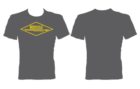 Kaholo Stand-up Paddleboards Tee