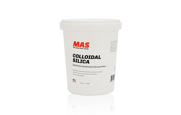 Colloidal Silica Thickener