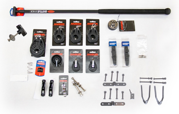 Outrigger Junior Sailing Hardware Package