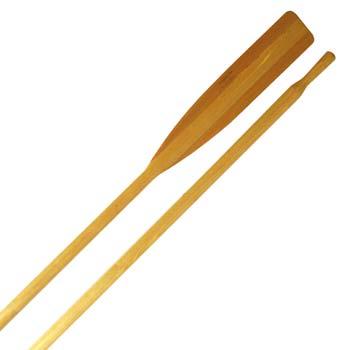 Flat Blade Spruce Oars