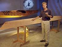 John C. Harris on The Zen of Wooden Kayak Building