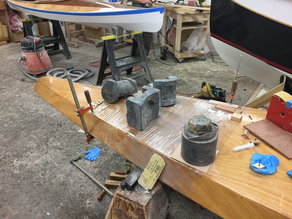 Weights and clamps