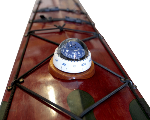 Ritchie XP-99 Kayaker Compass Black Surface Mount